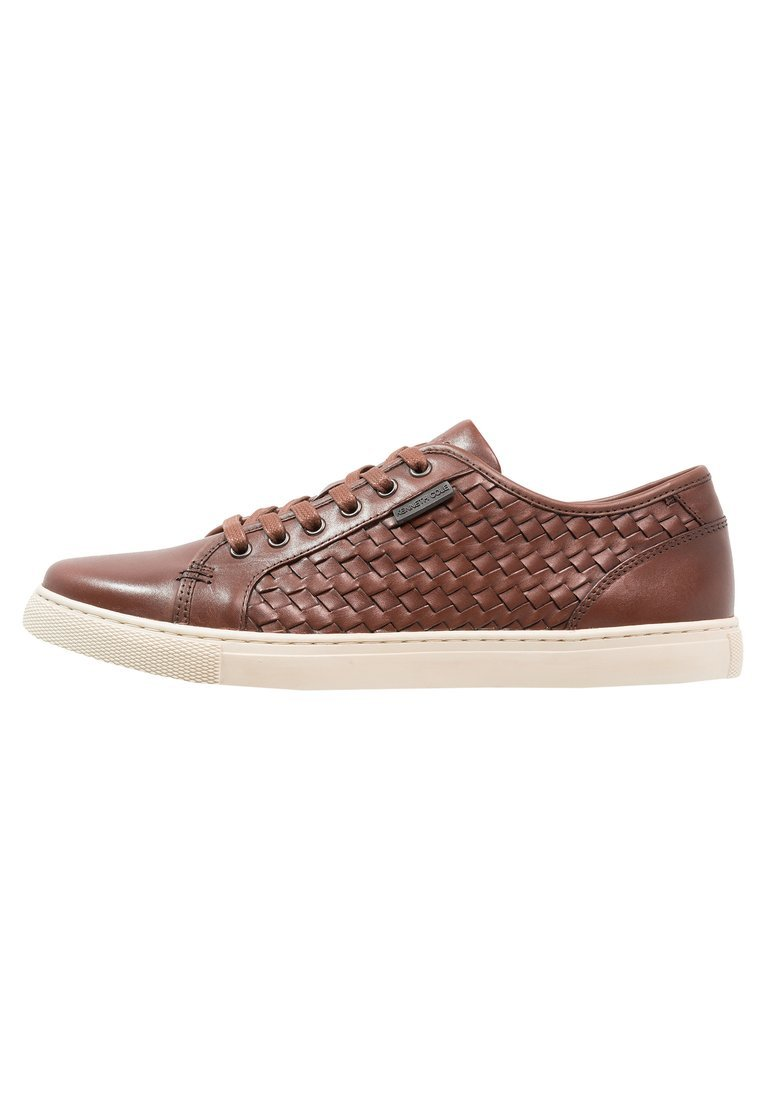 Kenneth Cole New York BRING ABOUT Tenisówki i Trampki cognac - KMS7LE034