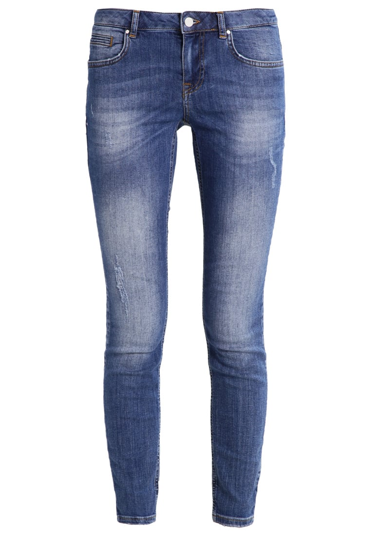 talkabout Jeansy Slim fit blue denim - 820010-96032