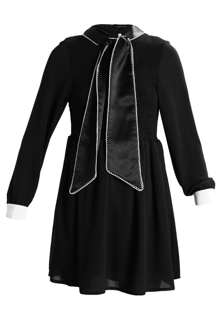 Sister Jane AURORA SMOCK DRESS Sukienka letnia black - DR847BLK
