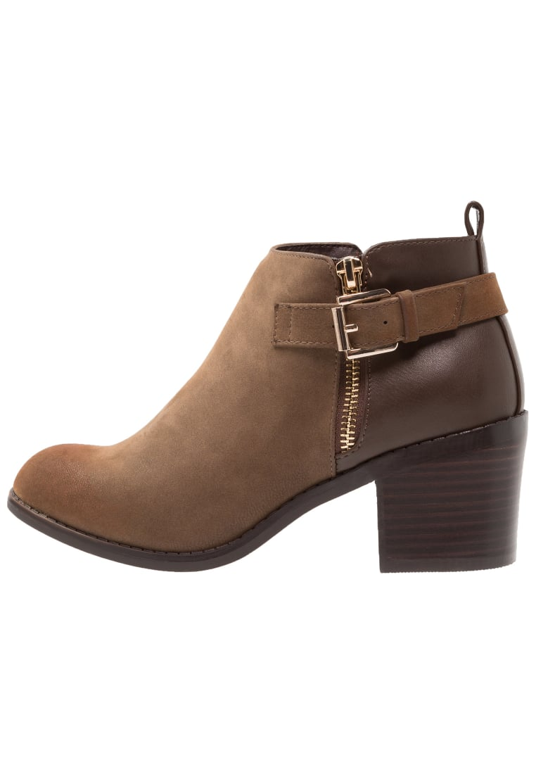 Office ACADEMY Ankle boot brown - ACADEMY W-28623