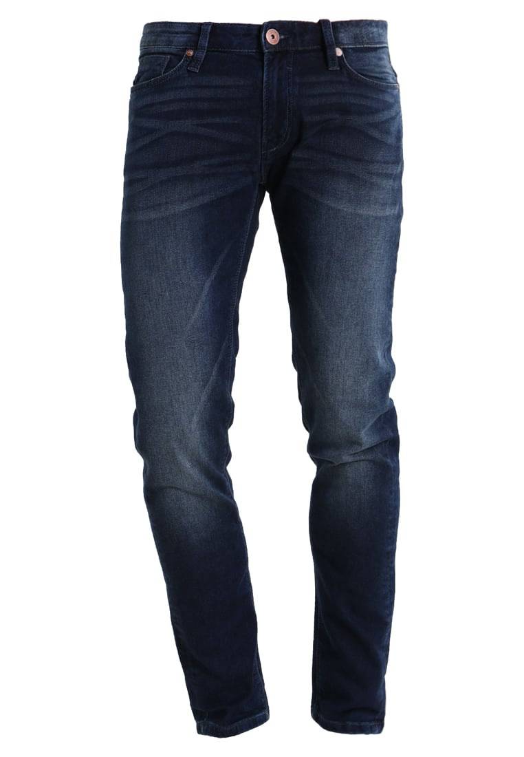 Cars Jeans ANCONA Jeansy Slim fit dark used - 7267803