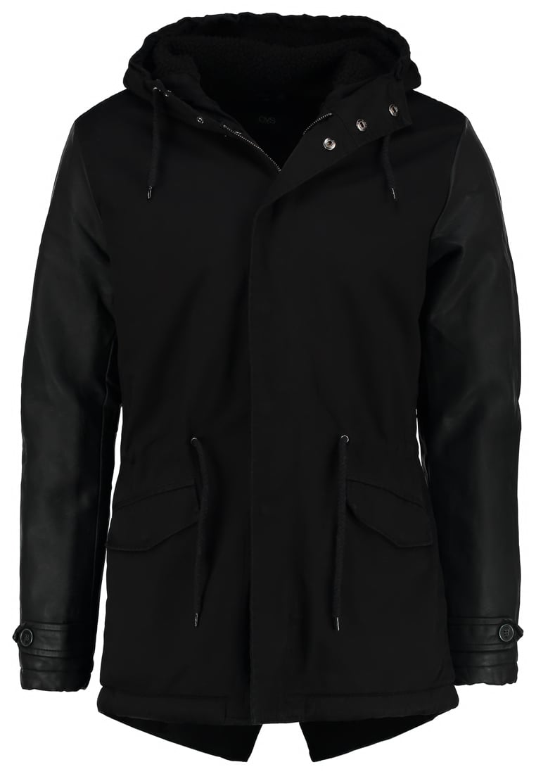 OVS NORIS Parka black - 3895486