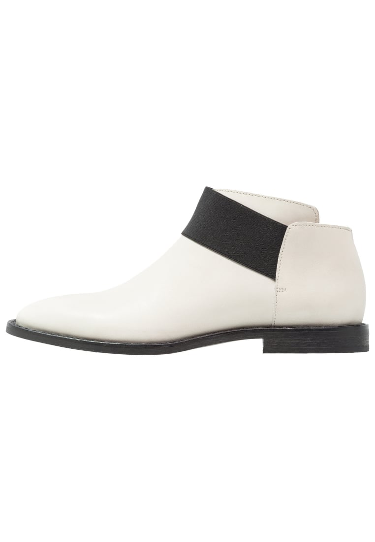 another project Ankle boot offwhite - 7774