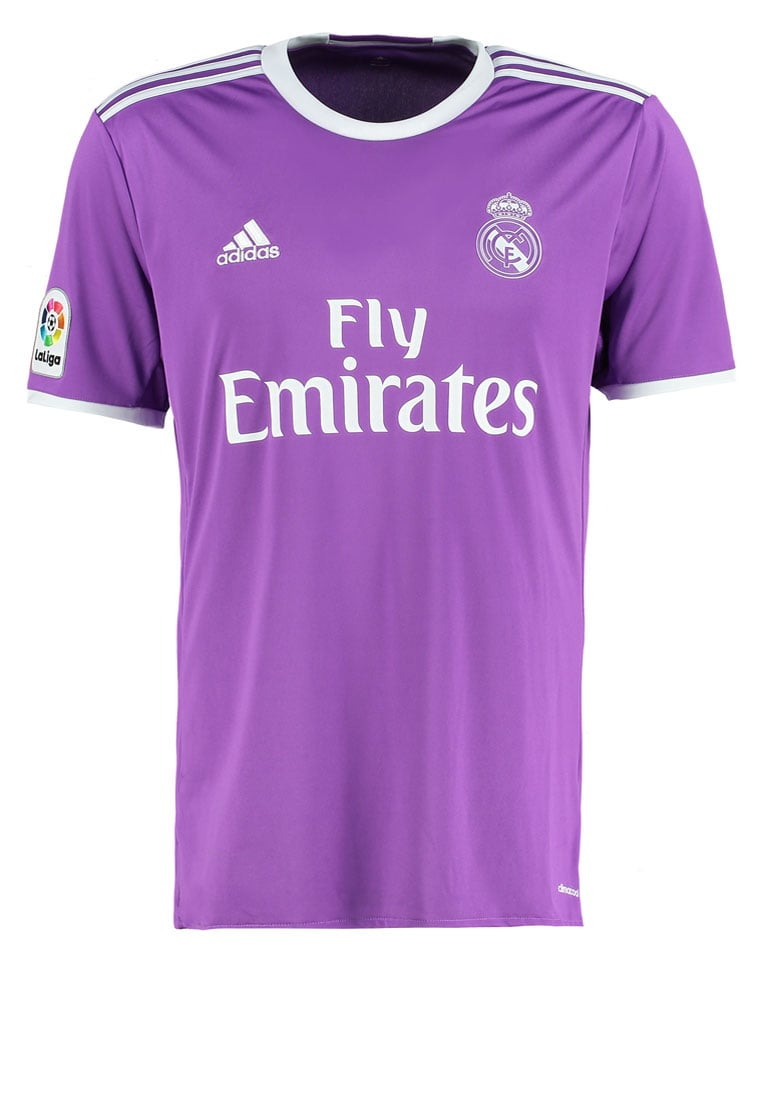 adidas Performance REAL MADRID Artykuły klubowe berry/white - BEA53