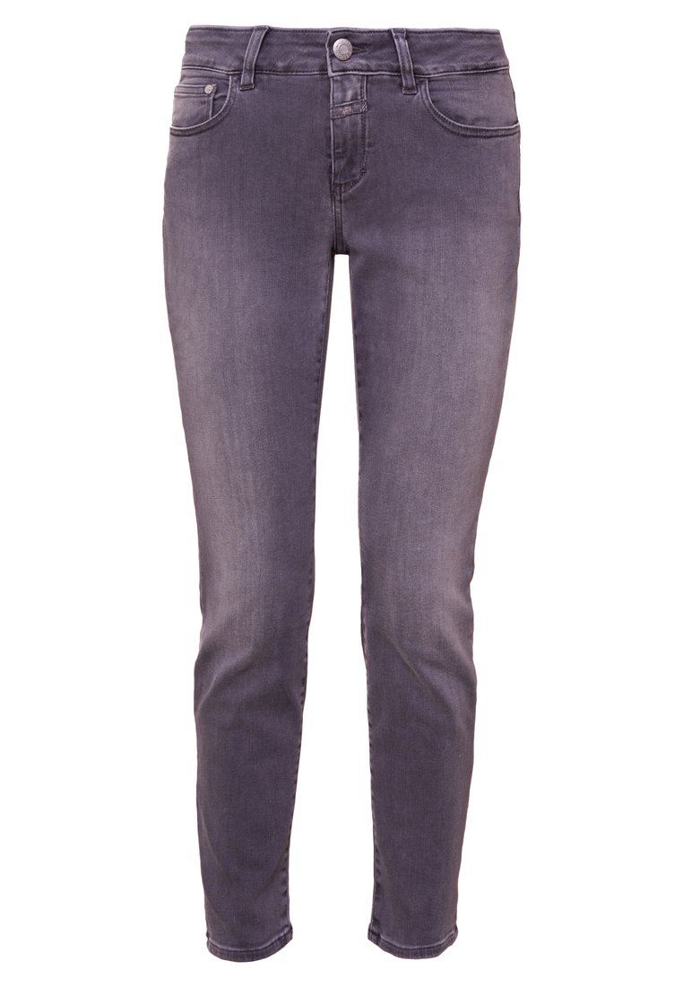 CLOSED BAKER Jeansy Slim Fit authentic grey wash - C91833-0E3-RE