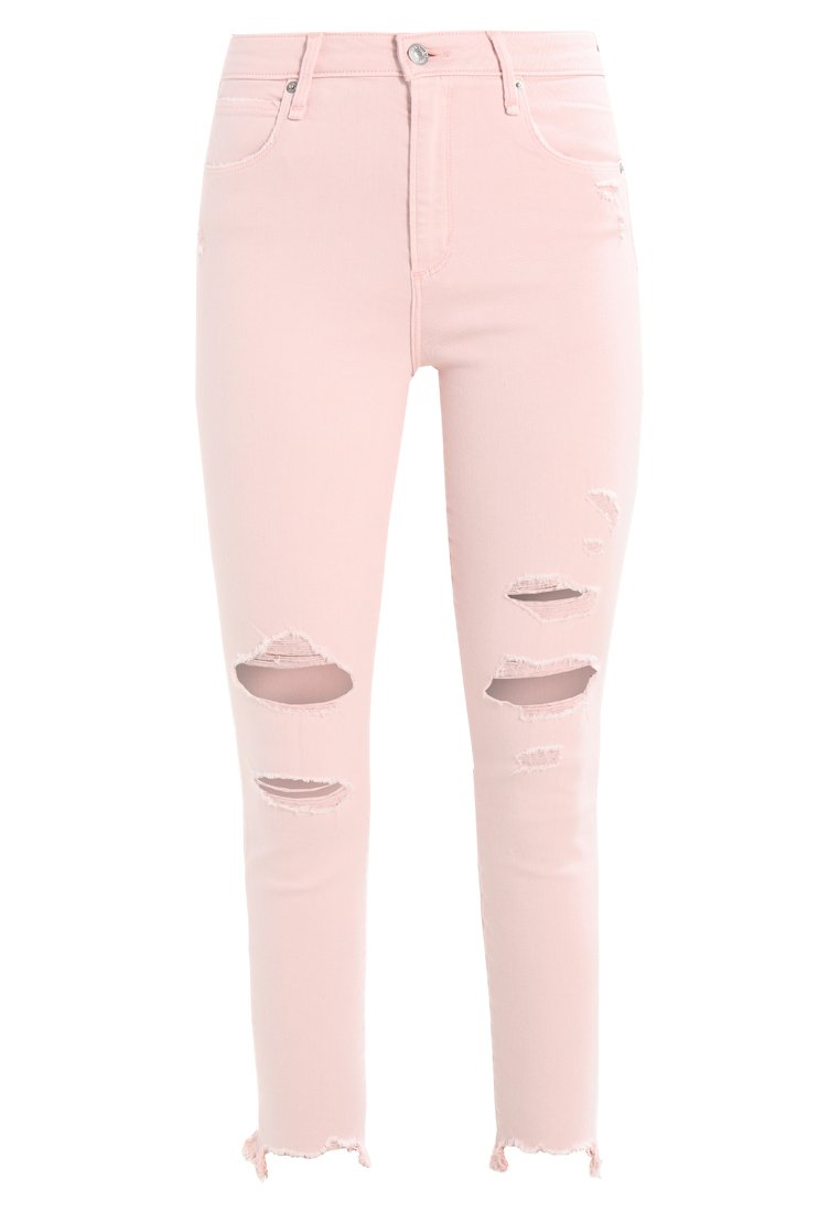 Abercrombie & Fitch Jeans Skinny Fit light pink - KI156-8001