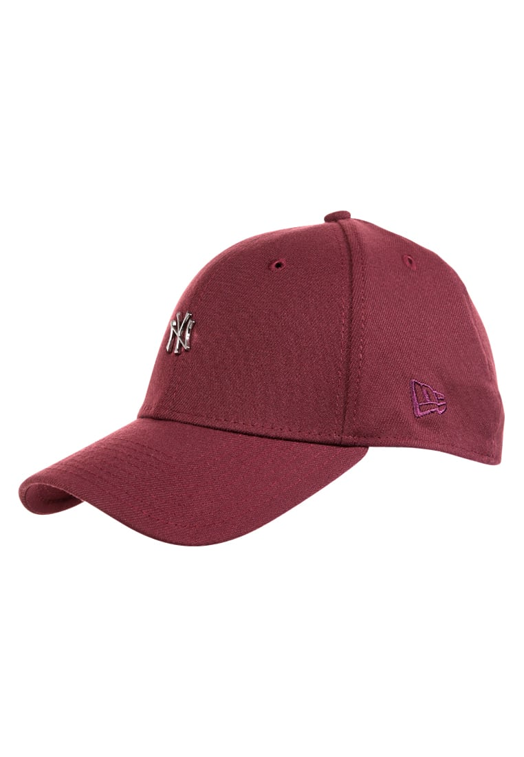 New Era 39THIRTY Czapka z daszkiem dark red - 80371444