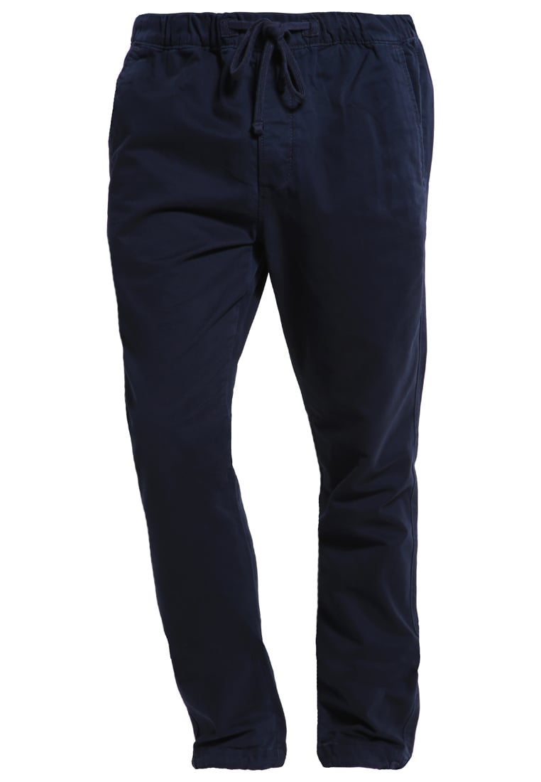 Abercrombie & Fitch Chinosy navy - KI130-6200