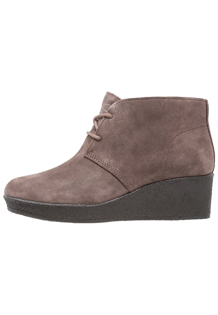 Clarks Originals ATHIE TERRA Ankle boot dark taupe - 261199584
