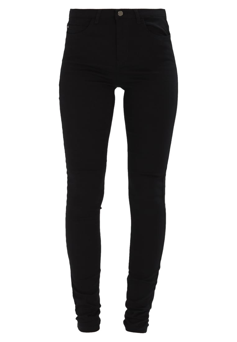 KIOMI TALL Jeansy Slim fit black - KIB_FW17_2-1-N_002