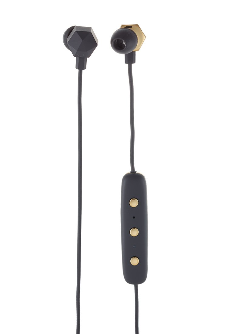 Happy Plugs EAR PIECE BLUETOOTH Słuchawki black - Happy Plugs Ear Piece