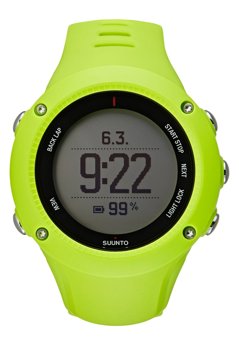 Suunto AMBIT3 RUN Pulsometr lime - SS021261000