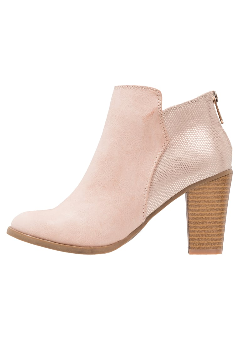 H.I.S Ankle boot nude - 45031