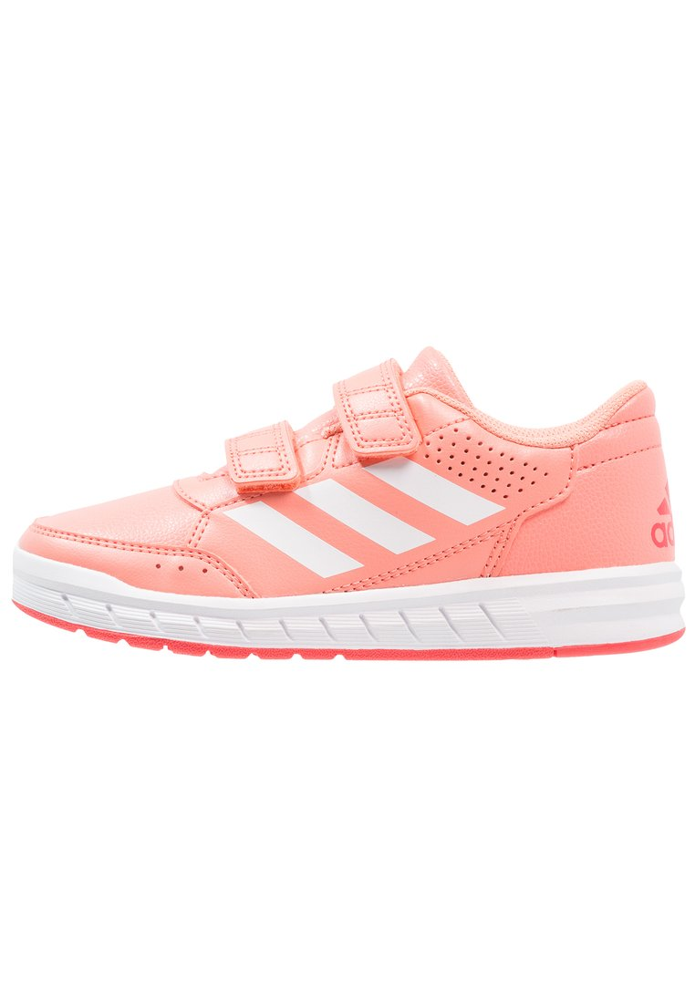 adidas Performance ALTASPORT Buty treningowe chalk coral/footwear white/real coral - BEC34