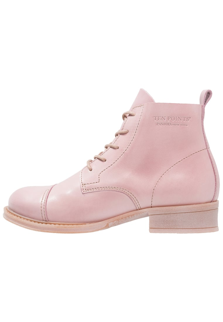 Ten Points Ankle boot light pink - 123007