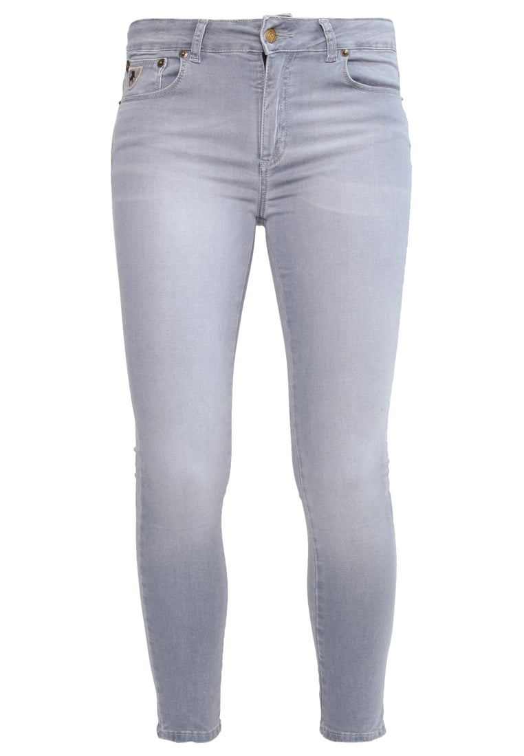 LOIS Jeans CORDOBA Jeans Skinny Fit gray stone - 201