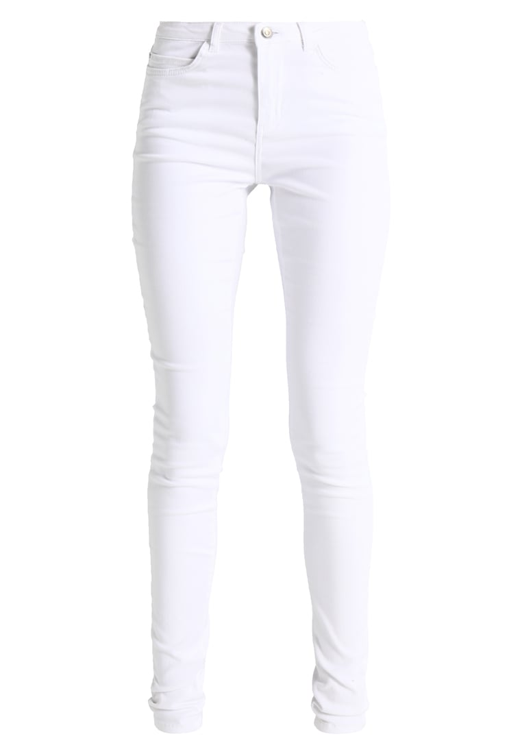 KIOMI TALL Jeansy Slim fit white - KIB_FW17_2-1-N_002