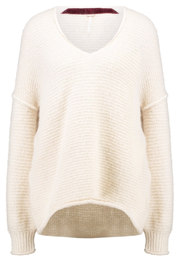 Free People ALL MINE Sweter ivory - OB552918