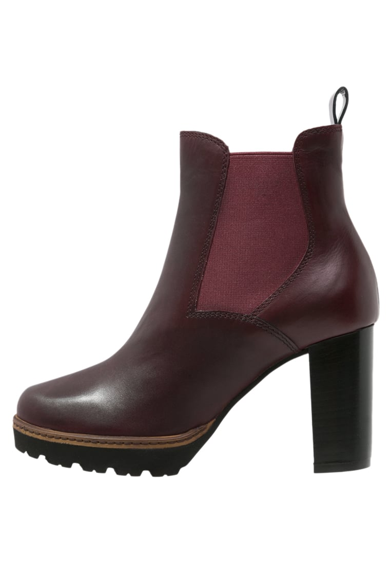 Maripé Ankle boot bordeaux - 19386