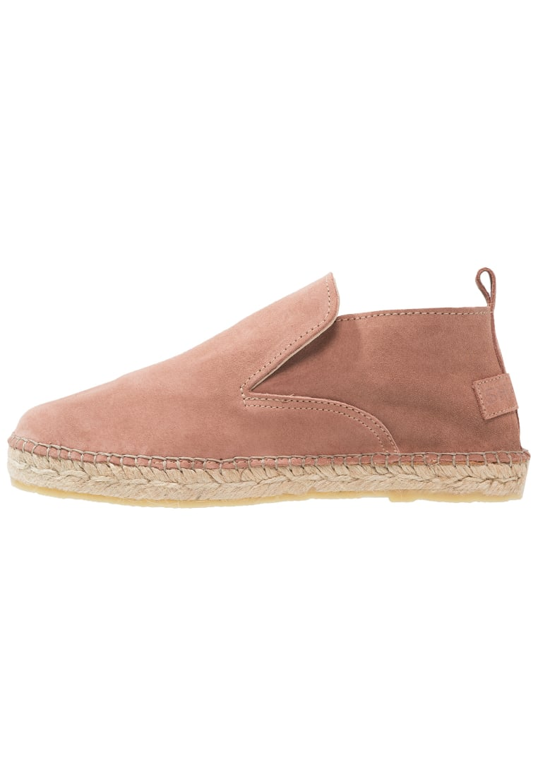 Shabbies Amsterdam Ankle boot soft rose - 152020003