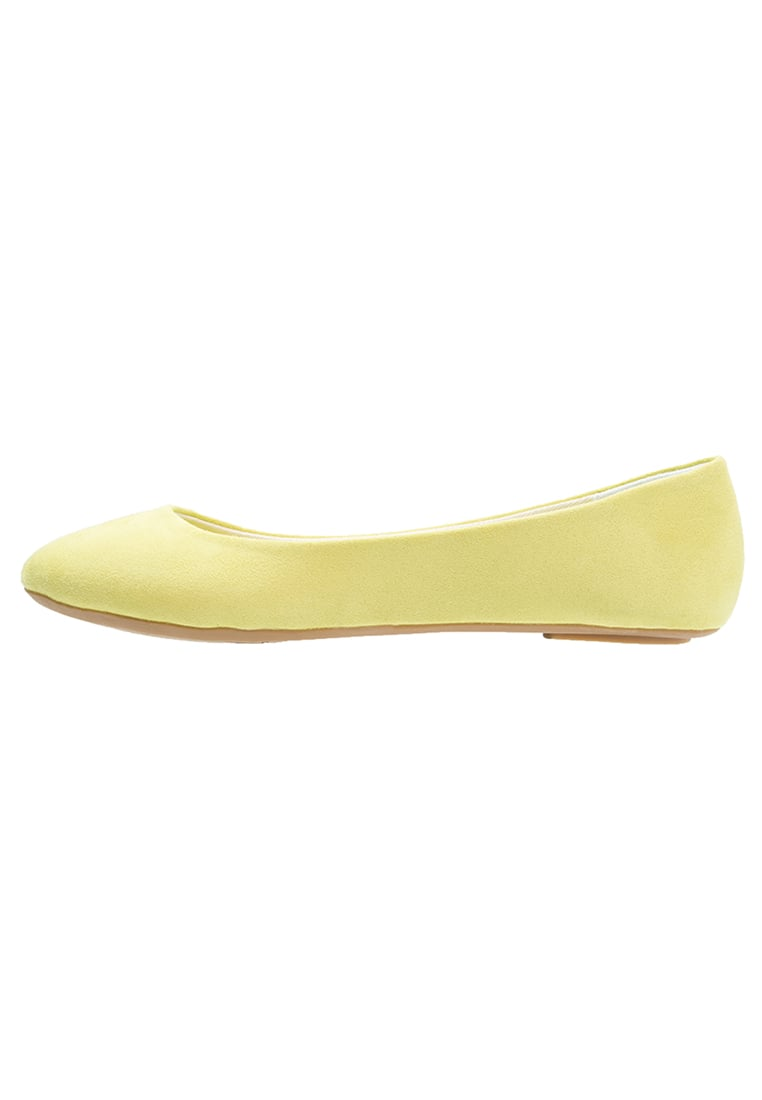 ONLY SHOES ONLBALLET Baleriny lime green - 15116525