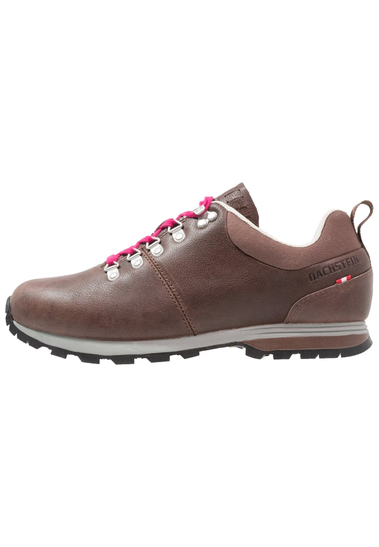 Dachstein ANNA II Buty hikingowe dark brown/cranberry - 311727