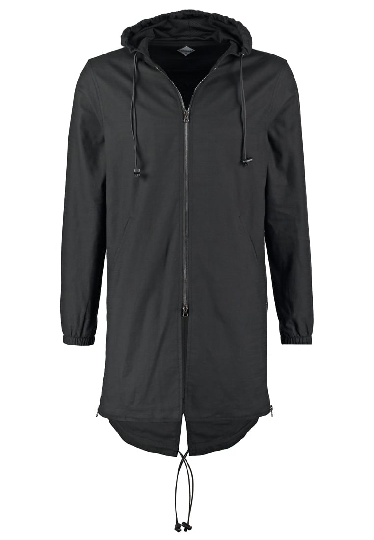 FAIRPLAY OAK Parka black - F1605011
