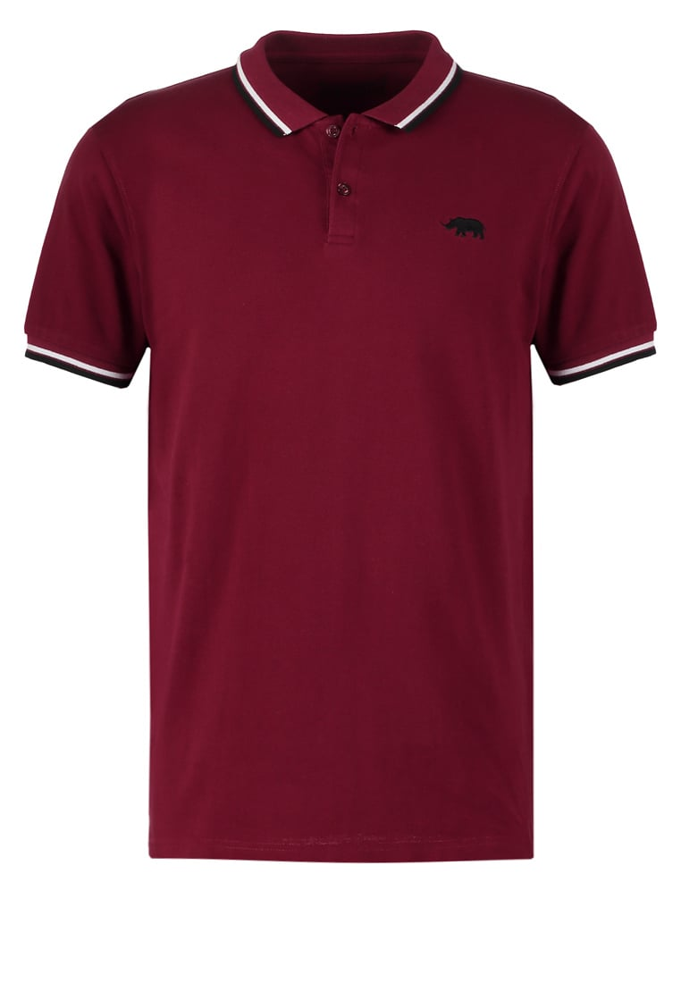 HARRINGTON Koszulka polo bordeaux - POLO
