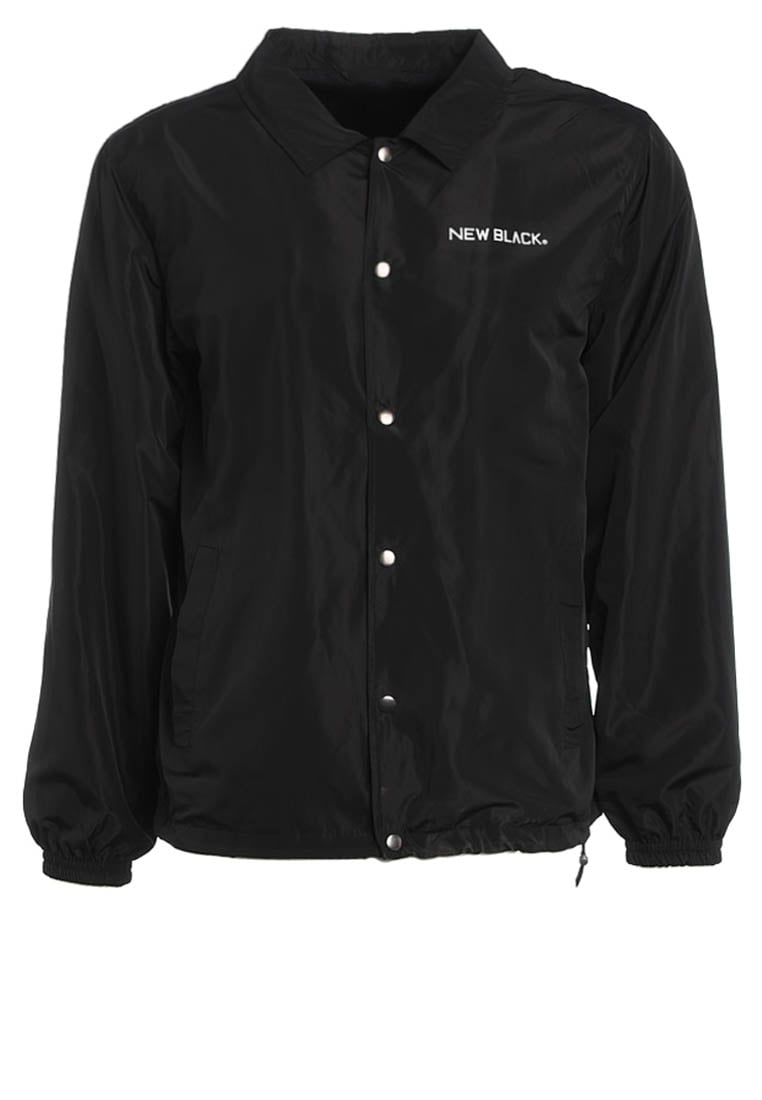 New Black COACHY Kurtka wiosenna black - Coachy Jacket