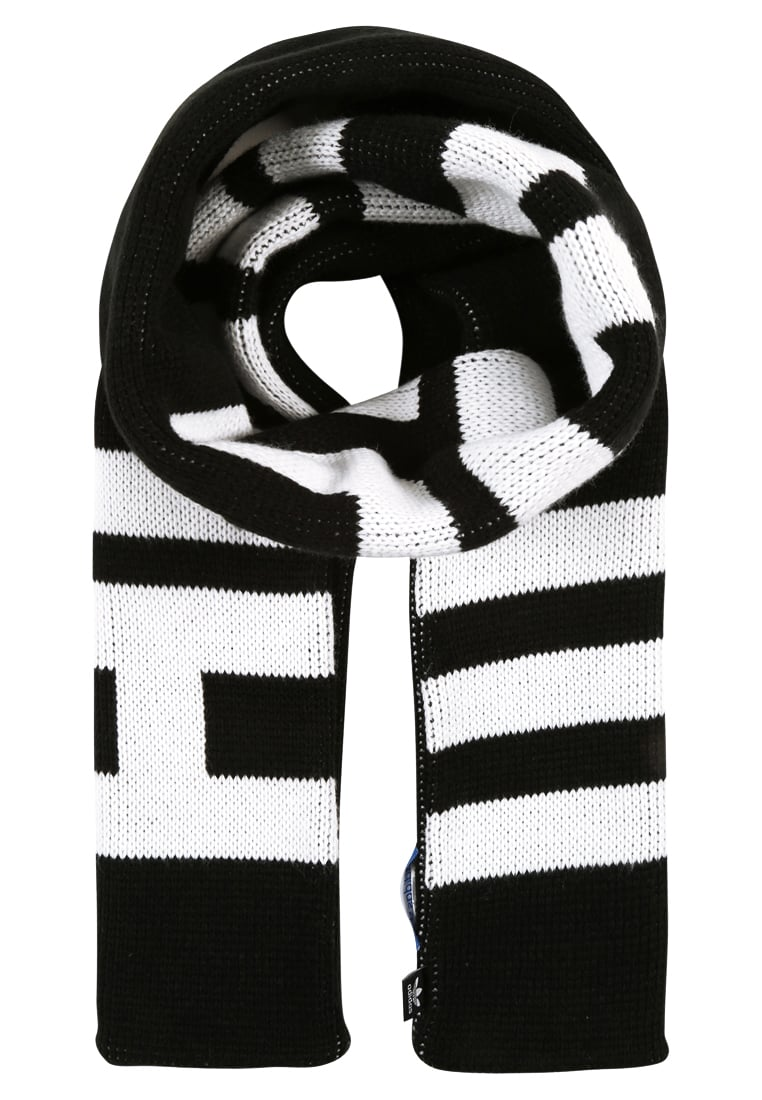 adidas Originals SCARF Szal black/white - FAH89