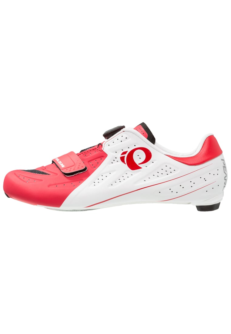 Pearl Izumi ELITE ROAD V5 Buty hikingowe white/true red - 15117001