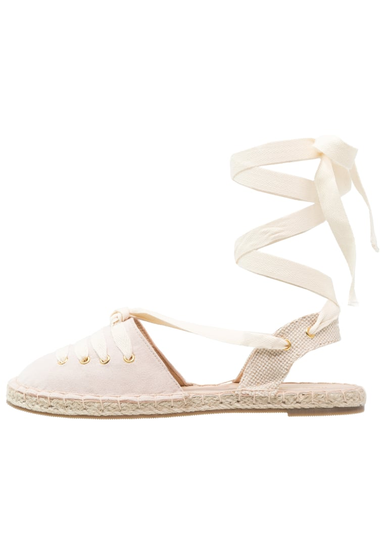 Head over Heels by Dune GIAH Espadryle nude - GIAH