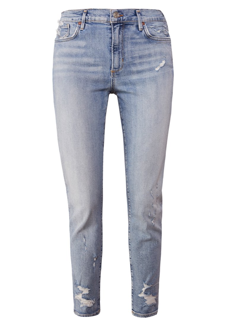 Agolde SOPHIE Jeans Skinny Fit vertico - A018C-812