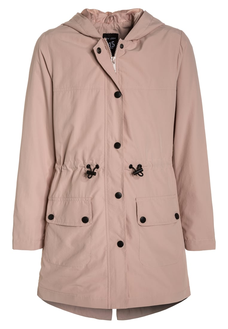 New Look 915 Generation ROSE SPORTY Parka nude - 5101855