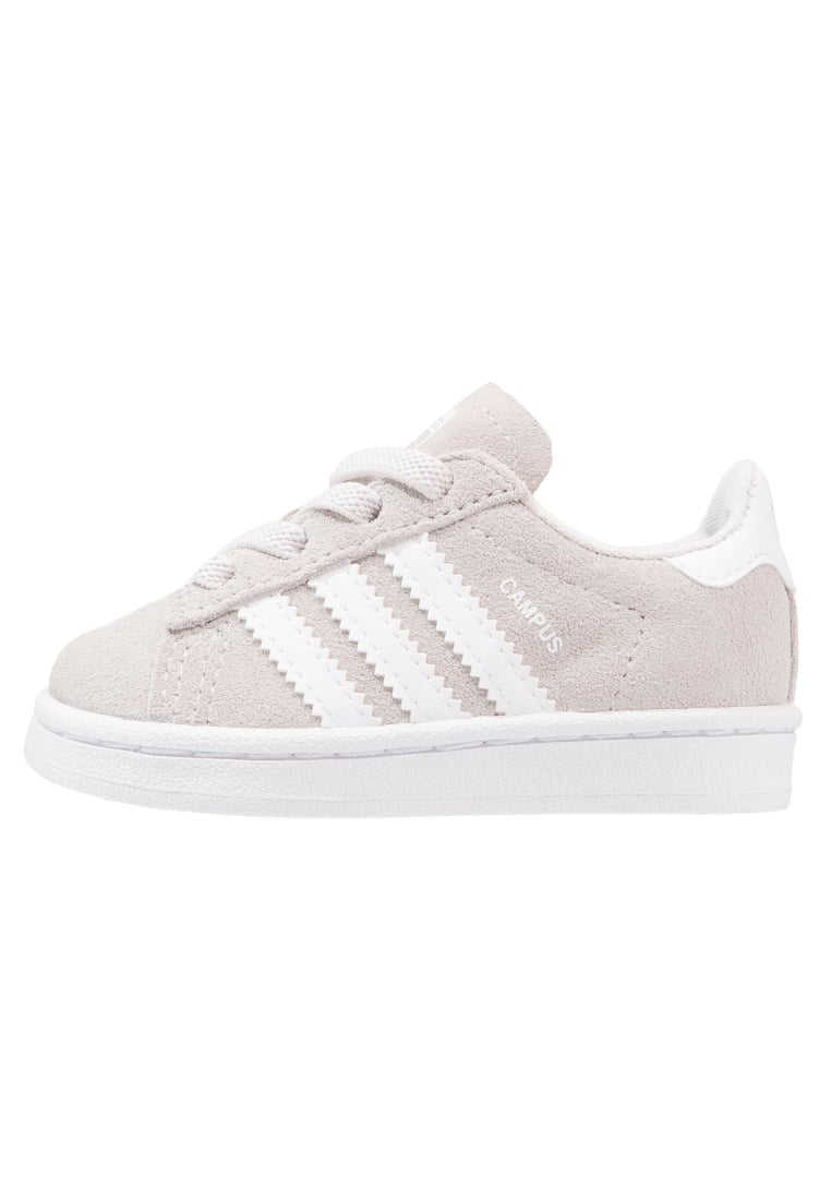adidas Originals CAMPUS EL I Półbuty wsuwane grey one/footwear white - CEF62