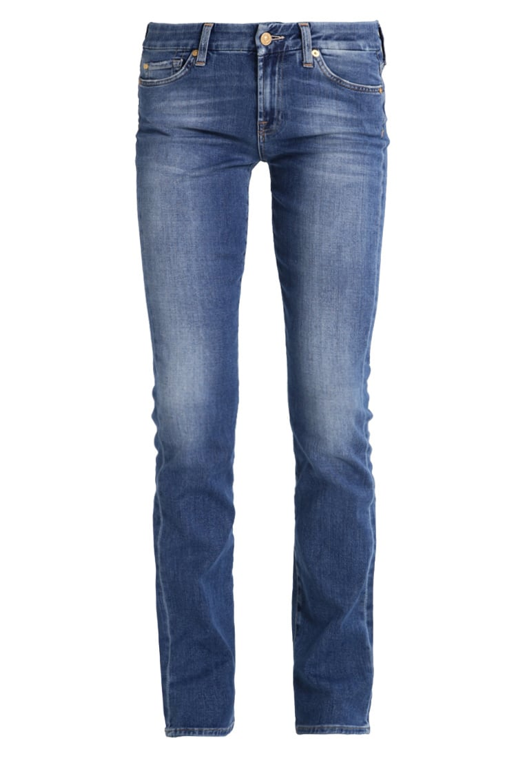 7 for all mankind KIMMI Jeansy Straight leg lasered ny light - SVMR230YV