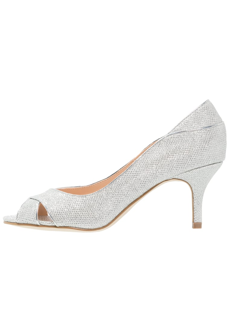 Paradox London Pink Buty ślubne silver - ADELE