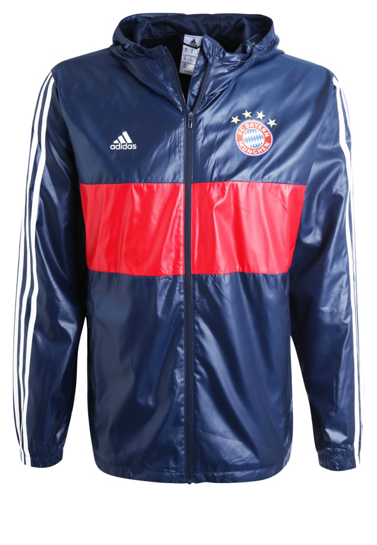 adidas Performance FC BAYERN MÜNCHEN Artykuły klubowe collegiate navy/white - DKV79