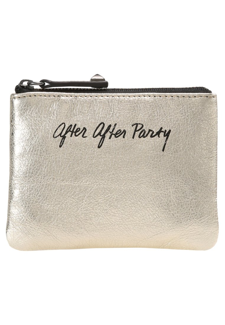 Rebecca Minkoff BETTY POUCH AFTER THE PARTY Portfel light gold - SH17GPOP2L
