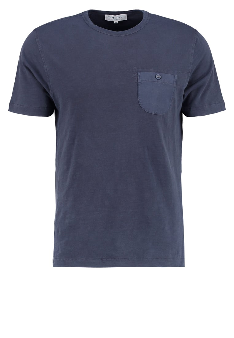 YMC You Must Create DEAD END Tshirt basic navy - P6HAO