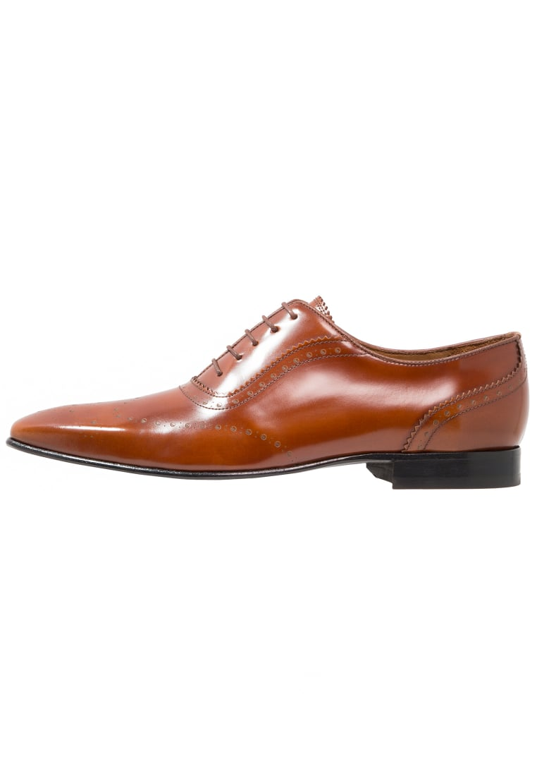 PS by Paul Smith ADELAIDE Eleganckie buty tan - STPDU063HSH