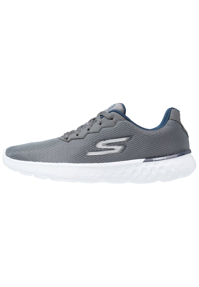 Skechers Performance GO RUN 400 Buty do biegania treningowe grau - 54351