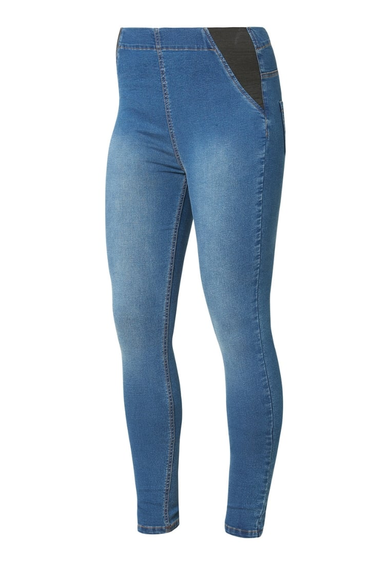 MAMALICIOUS Jeans Skinny Fit blue denim - 20007121
