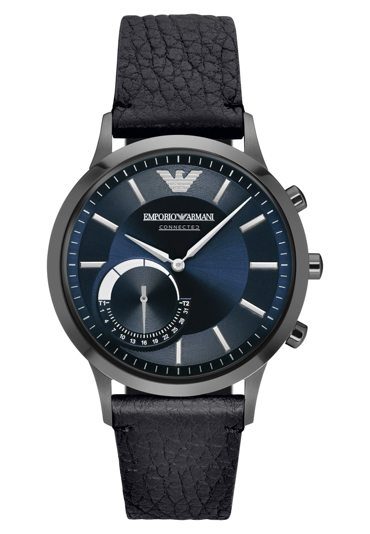 Emporio Armani Connected Zegarek schwarz - ART3004