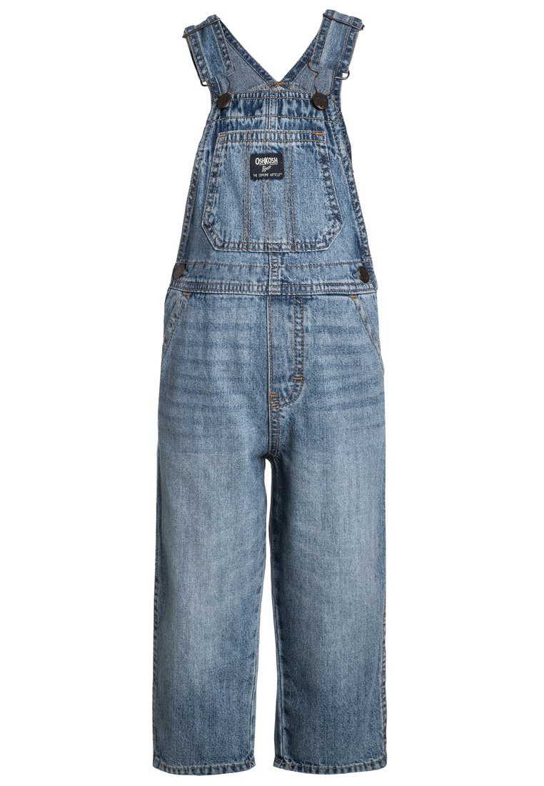 OshKosh CORE Ogrodniczki light blue denim - 23808910