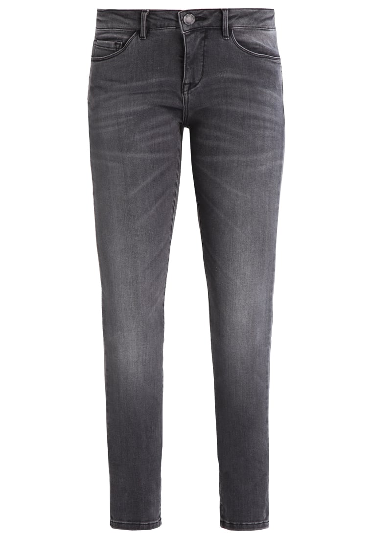 Opus ELMA Jeans Skinny Fit grey washed - 212033807