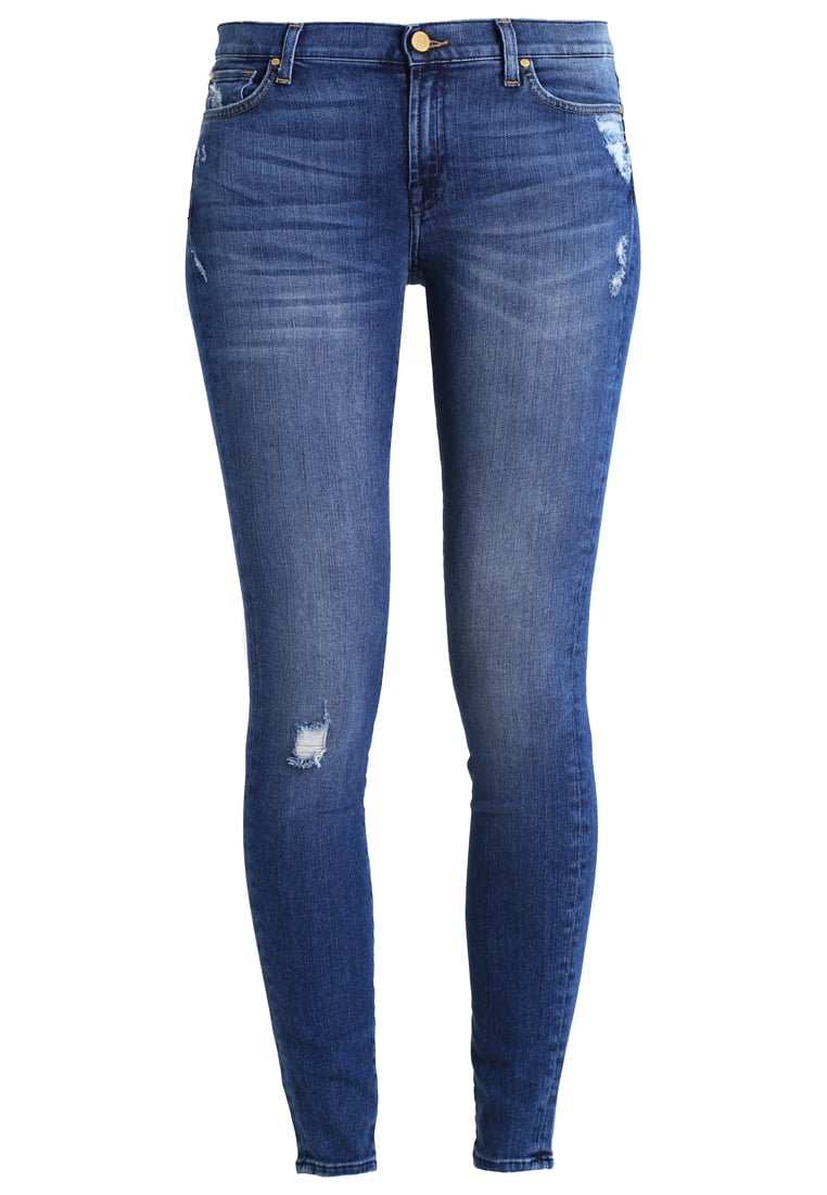 7 for all mankind Jeans Skinny Fit blue velvet - SWTK750ZX