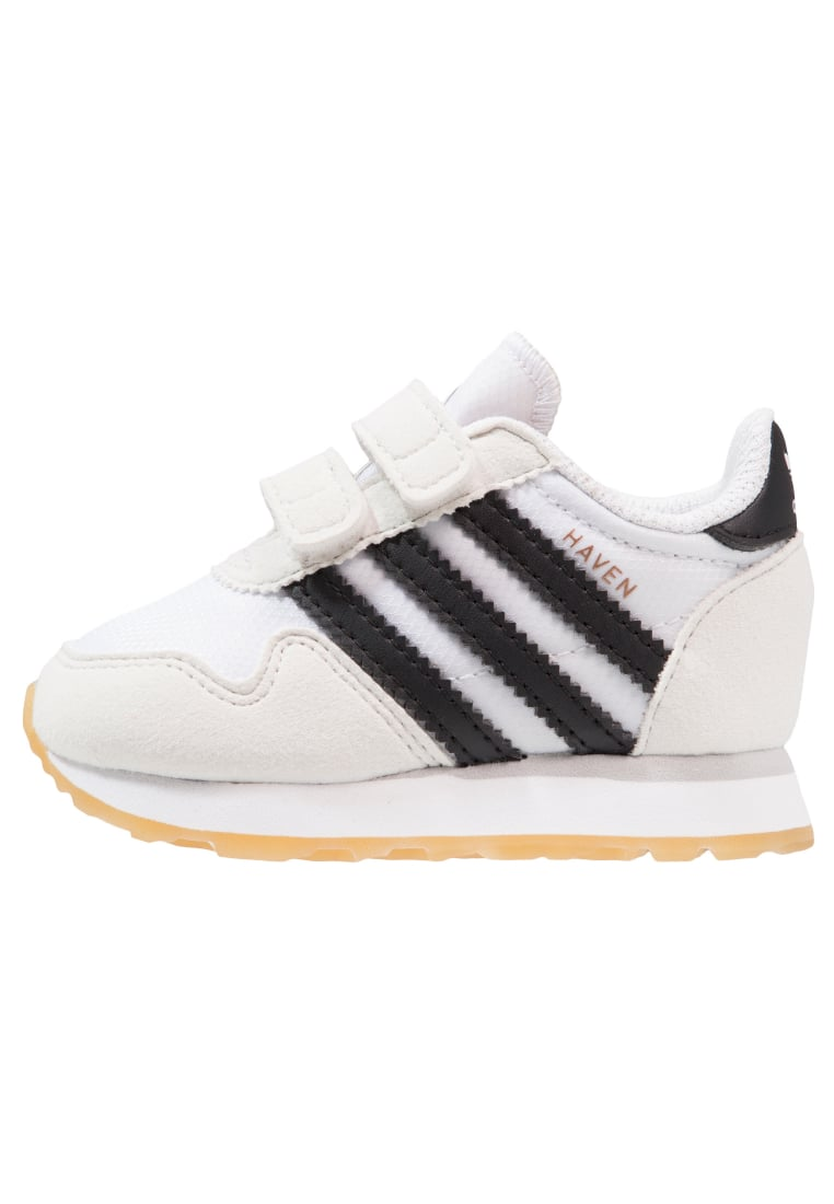 adidas Originals HAVEN CF Tenisówki i Trampki footwear white/core black - CEI79