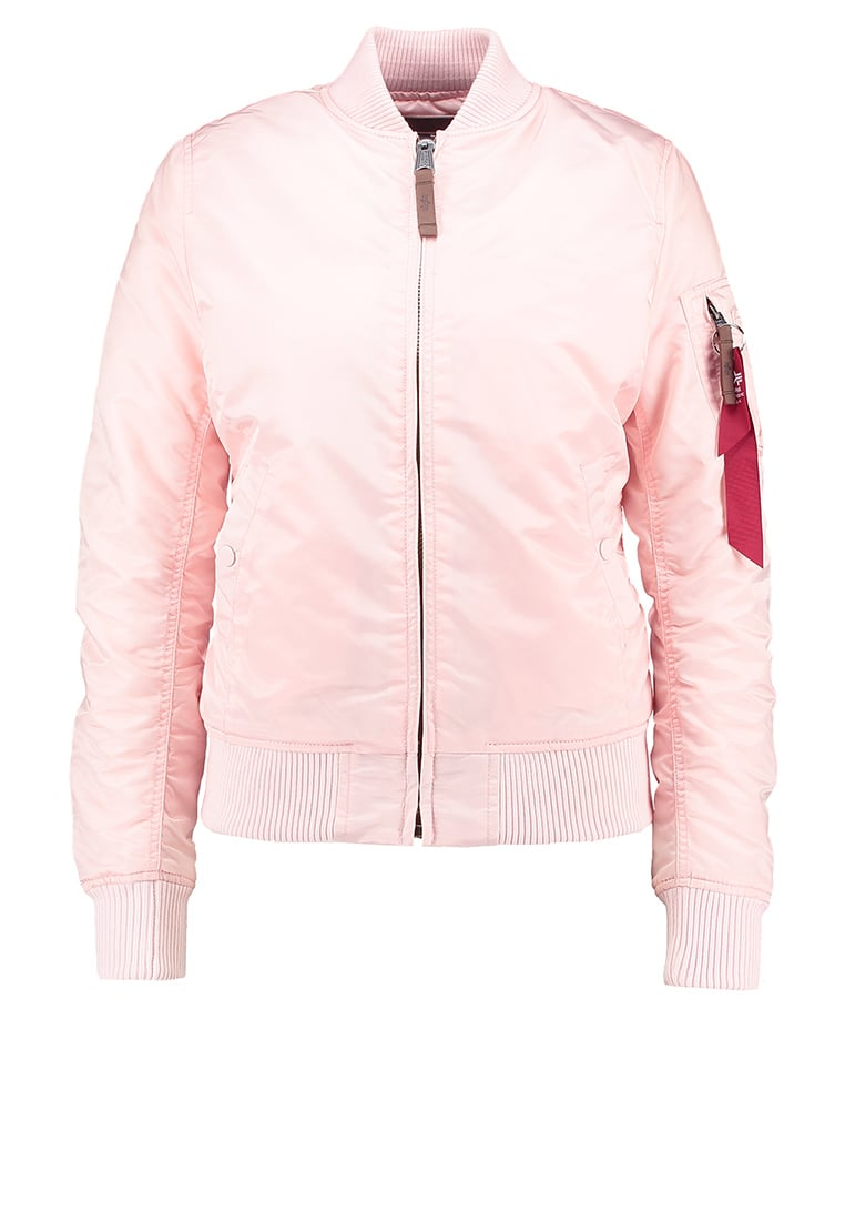 Alpha Industries MA1  Kurtka Bomber light pink