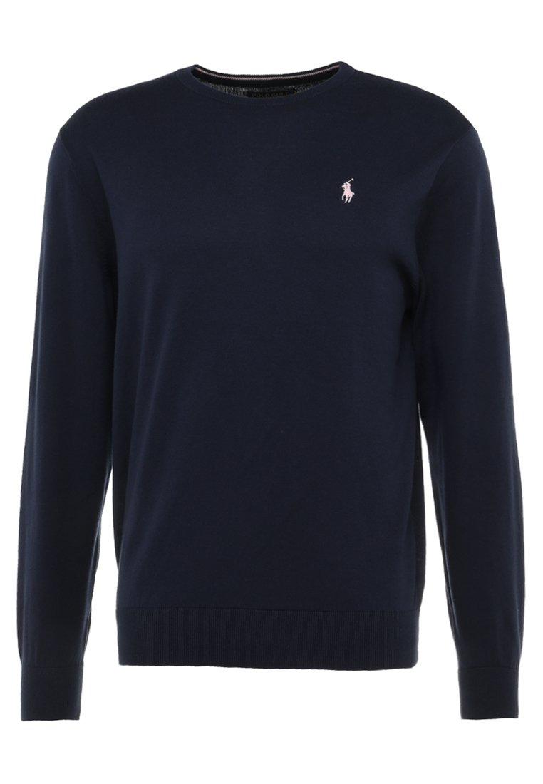 Polo Ralph Lauren Golf CREWNECK Sweter french navy - 781685923